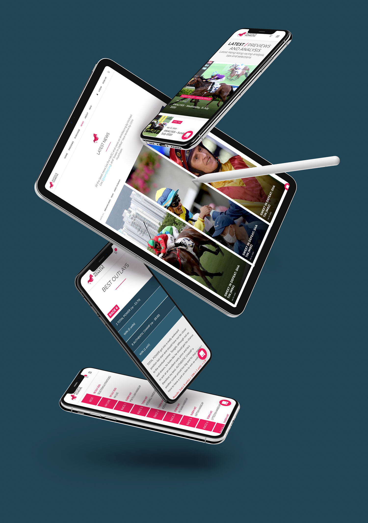 hh responsive devices
